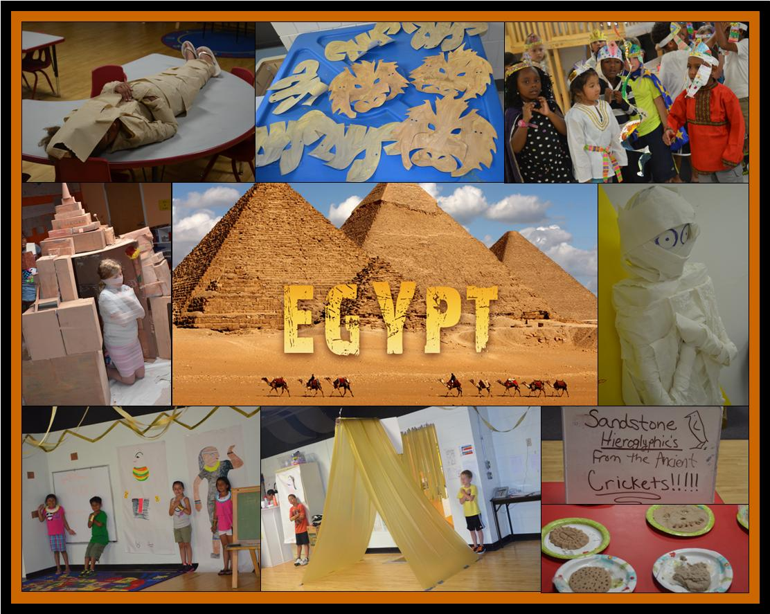 A race through time ancient egypt ywca mclean county blog for Photo decoration
